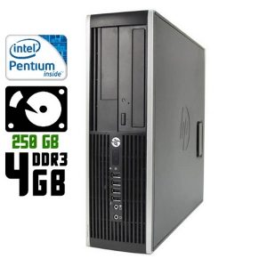 Компьютер бу HP Compaq 8300 Elite SFF