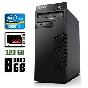 Компьютер бу Lenovo ThinkCentre M72e