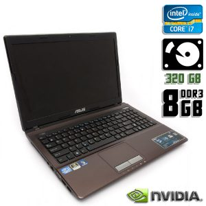 Ноутбук бу Asus K53S