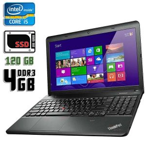 Ноутбук бу Lenovo ThinkPad Edge E540