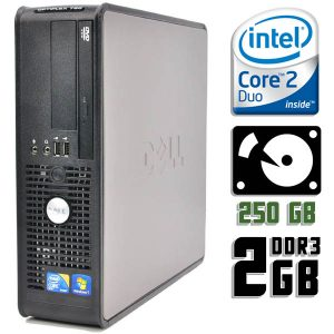 Компьютер бу Dell OptiPlex 780SFF