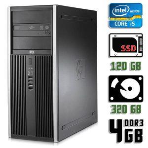 Компьютер бу HP Compaq 8200 Elite