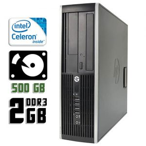 Компьютер бу HP Compaq 6200 Elite SFF
