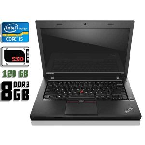Ноутбук бу Lenovo ThinkPad L450
