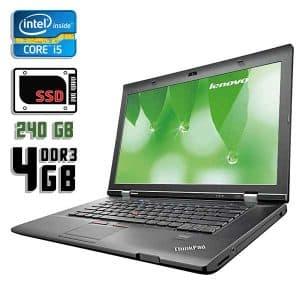 Ноутбук бу Lenovo ThinkPad L530