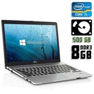 Ноутбук бу Fujitsu Lifebook S935