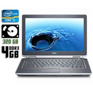 Ноутбук б/у Dell Latitude E6330, Экран 13.3, Core i5 3340M, DDR3-4Gb, HDD-320Gb