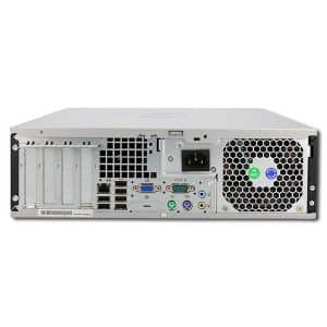 Компьютер бу HP Compaq DC5800 SFF