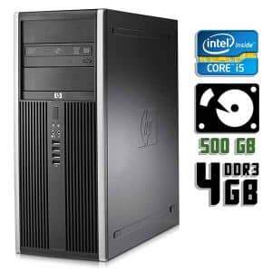Компьютер б/у HP Compaq 8200 Elite, Core i5 2400, DDR3-4Gb, HDD-500Gb