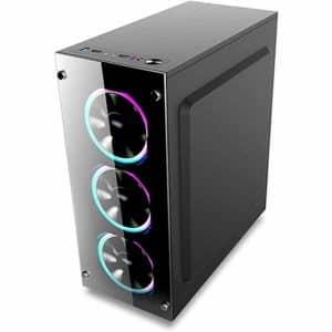 Игровой компьютер 1stPlayer Fire Dancing-V2 Color