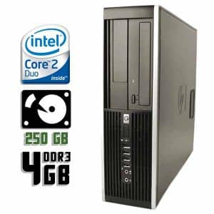 Компьютер бу HP Compaq 8000 Elite SFF