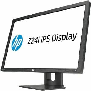 Монитор б/у 24″ HP Z24i, 1920×1200, Full HD+, IPS, LED-подсветка
