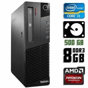Компьютер бу Lenovo ThinkCentre M83 SFF