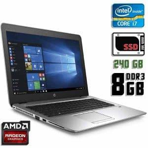 Ноутбук бу HP EliteBook 850 G3