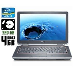 Ноутбук б/у Dell Latitude E6330, Экран 13.3, Core i3 2350M, DDR3-4Gb, HDD-320Gb