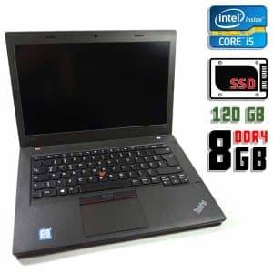 Ноутбук бу Lenovo ThinkPad L470