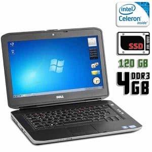 Ноутбук бу Dell Latitude E5430