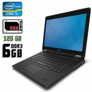 Ноутбук бу Dell Latitude E7250