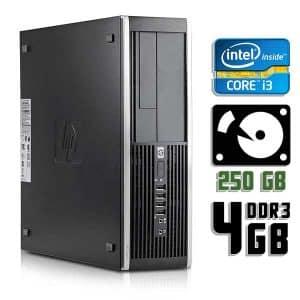 Компьютер б/у HP Compaq 8100 Elite SFF, Core i3 560, DDR3-4Gb, HDD-250Gb