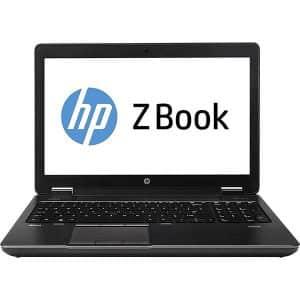 Ноутбук бу HP ZBook 15 G2