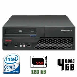 Компьютер бу Lenovo ThinkCentre M58P SFF