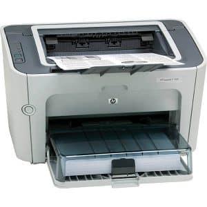 Принтер бу HP LaserJet P1505