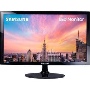 Монитор б/у 24″ Samsung S24D300HS, Full HD, LED, состояние Отличное