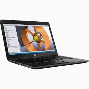 Ноутбук бу HP ZBook 14 G2