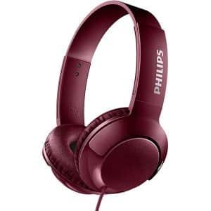 Наушники Philips SHL3070RD Red