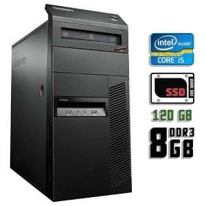 Компьютер бу Lenovo ThinkCentre M93p