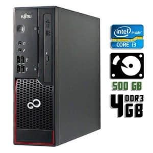 Компьютер бу Fujitsu Esprimo C700 SFF