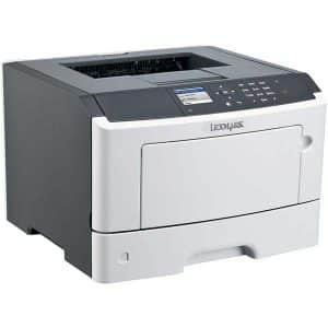 Принтер б/у Lexmark MS510DN, Лазерный, Сетевой, Duplex