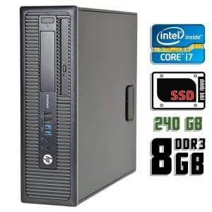 Компьютер бу HP Elitedesk 800 G1 SFF