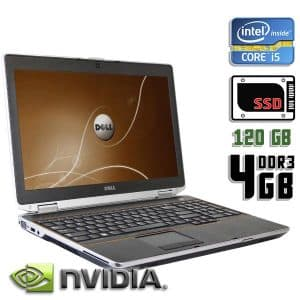 Ноутбук бу Dell Latitude Е6520