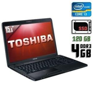 Ноутбук бу Toshiba Satellite C660